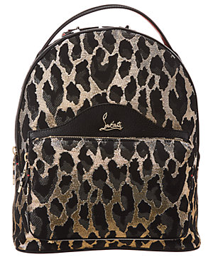 1b1909175fab Christian Louboutin Backloubi Small Nylon Backpack