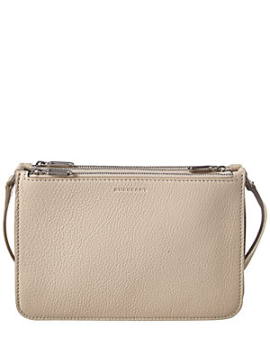 Burberry Triple Zip Leather Crossbody from Gilt - Styhunt 97aa167b00918
