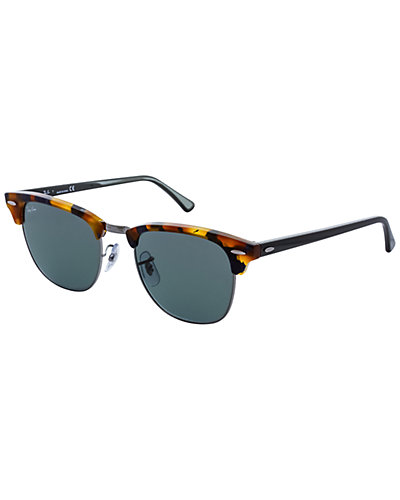Ray-Ban Unisex Clubmaster RB3016 51mm Sunglasses