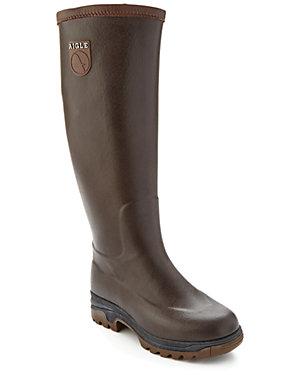 Aigle Parcours Club Rubber Rain Boot