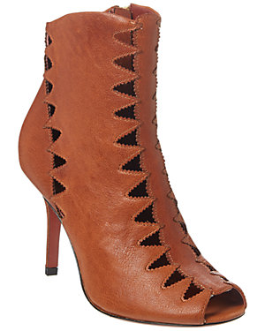 Aerin Carine Leather Bootie