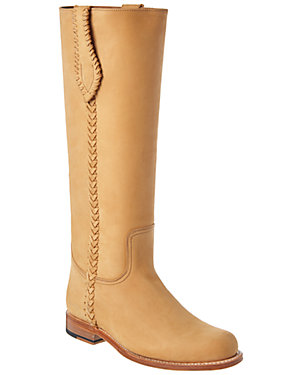 Aerin Jepson Suede Tall Boot