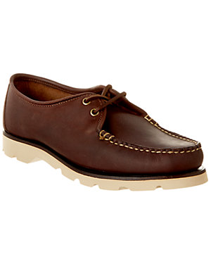 Sperry Top-Sider Captain's Leather Oxford Sneaker