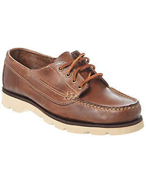 Sperry A/O Ranger 4 Eye Leather Moccasin