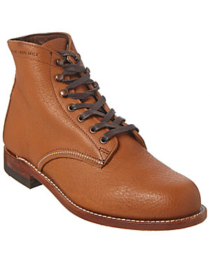 Wolverine Centennial Bison 1000 Mile Leather Boot