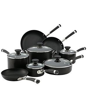 Circulon Acclaim Hard-Anodized Nonstick 13pc Cookware Set