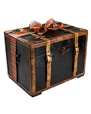23pc British Luxury Gift Trunk