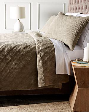 Shitake Cotton Quilt Set