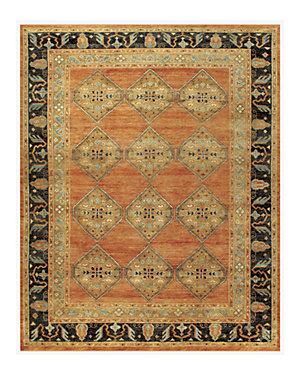 Feizy Ustad 5 ft 6 in x 8 ft 6 in Hand-Knotted Rug