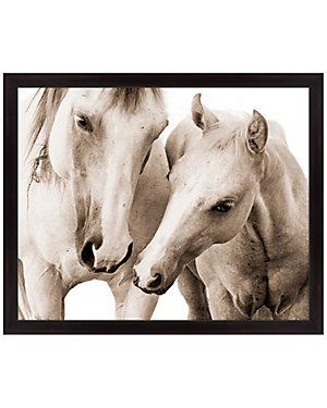 Mare & Foal by Melissa Van Hise