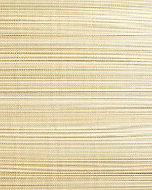 Brewster Shangri La Li Mei Beige Grasscloth Wallpaper