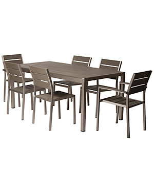 Roy 7pc Dining Set