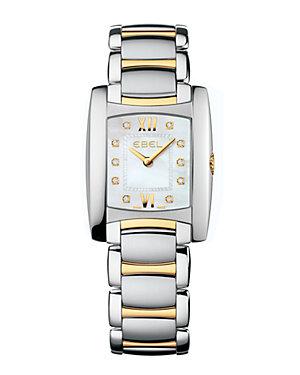 Ebel Women's Brasilia Diamond Watch
