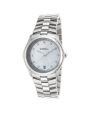 Ebel Women's Classic Sport Diamond Watch