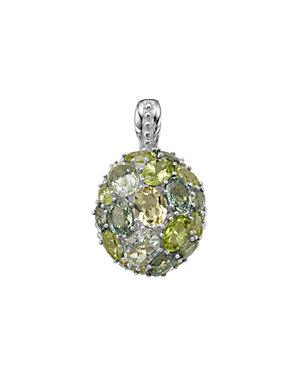 SLANE Mosaic Silver Gemstone Enhancer