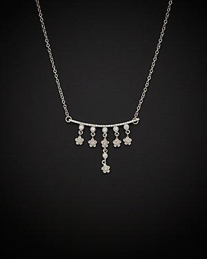 Salavetti 18K 0.45 ct. tw. Diamond Necklace