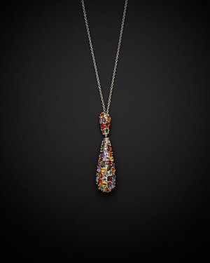 Salavetti 18K 31.50 ct. tw. Sapphire Necklace