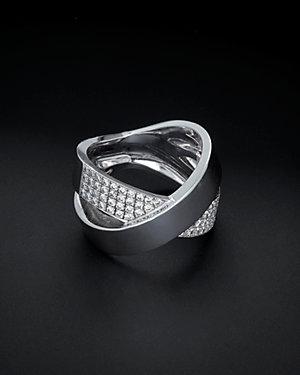 Salavetti 18K 0.86 ct. tw. Diamond Ring