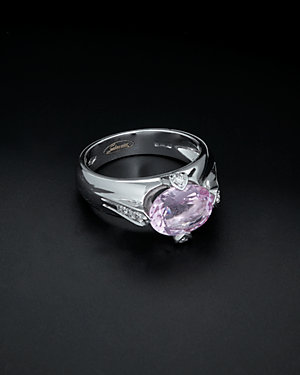 Salavetti 18K 2.20 ct. tw. Diamond & Gemstone Ring
