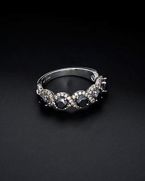 Salavetti 18K 1.66 ct. tw. Diamond Ring
