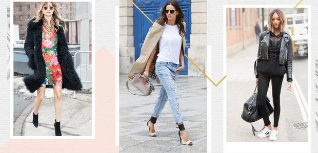 The Off-Duty-Model Look: Downtown-Cool Style