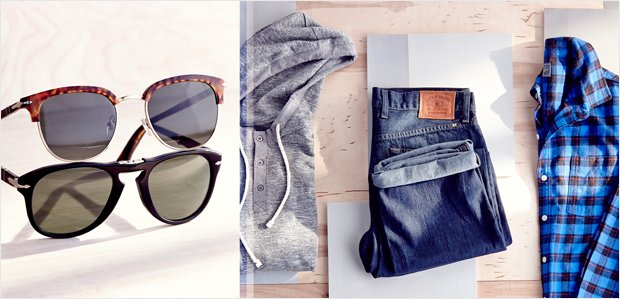 Own the Weekend: Men's Hoodies to Henleys