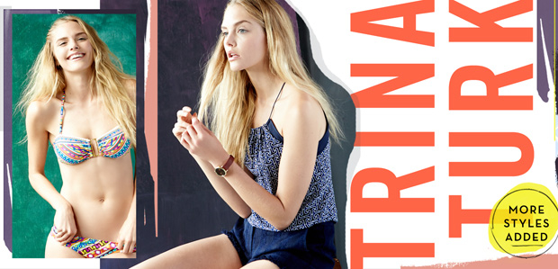 Trina Turk Clothing, Swimwear, & More
