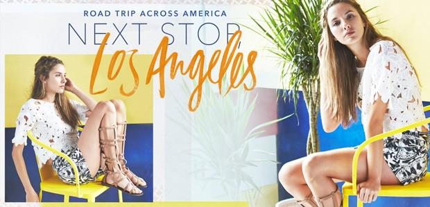 Road Trip Across America: Last Stop, L.A.