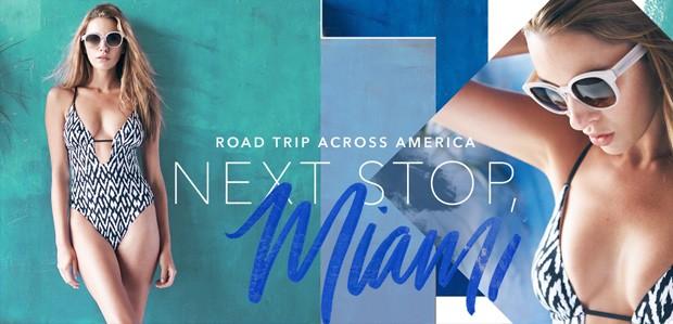 Road Trip Across America: Next Stop, Miami