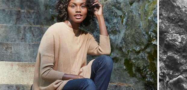 Neutral-Hued Cashmere: Cozy Gone Chic
