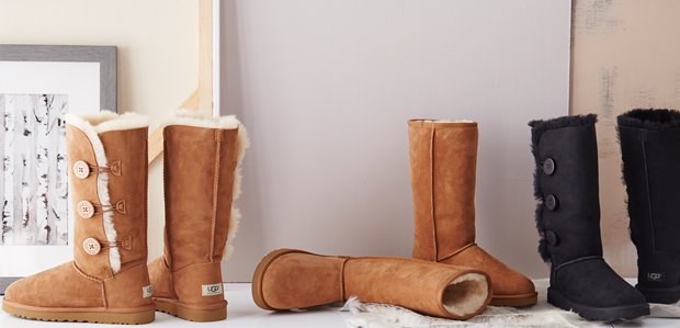 All-Weather Boots Featuring UGG