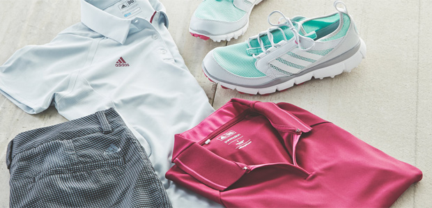 adidas Golf Clothing & Shoes