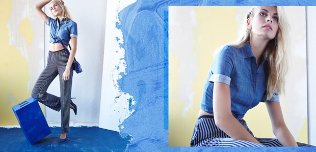 Color Crush: Shades of Blue