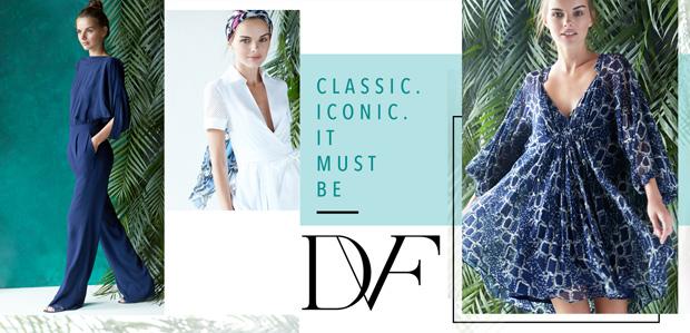 Diane von Furstenberg Clothing, Shoes, & Extras