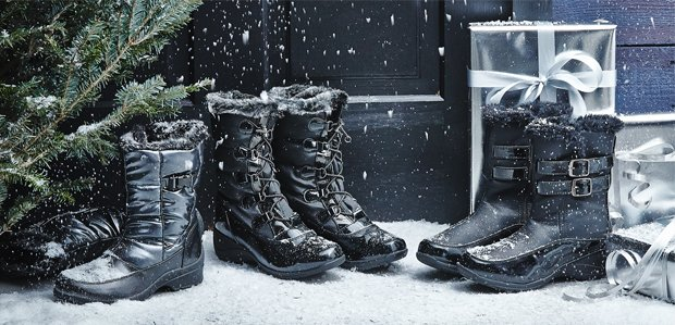All-Weather Boots: Take On the Elements