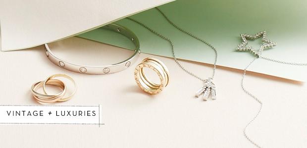 Iconic Estate Jewels: Cartier, Bulgari, & More