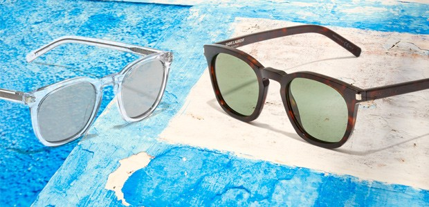 Shades by Saint Laurent & More