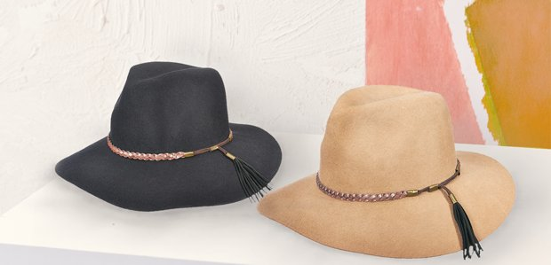 Hats & Scarves to Take On Fall