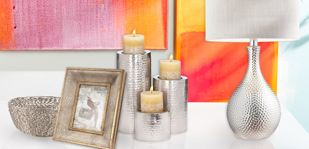 Art, Lighting, & Home Accents: All Under $100