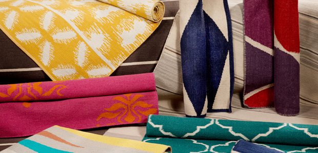 Cool & Casual: Flatweave Rugs for Every Space
