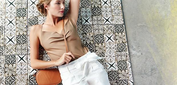 The Tan, Blush, & White Closet: Put It in Neutral