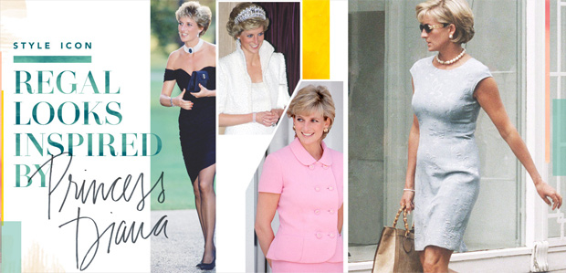 Style Icon: Regal Looks Inspired by Princess Diana