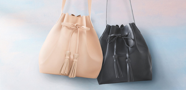 Now Trending: Bucket Bags & More Featuring Shiraleah
