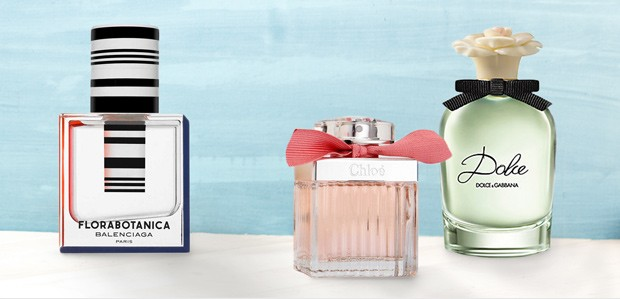 The Scents of Summer: Fresh Floral Fragrances