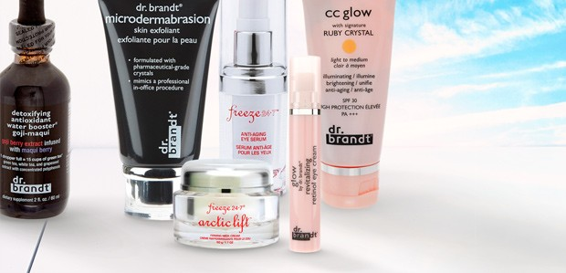 Anti-Aging Beauty Musts: dr. brandt skincare & More