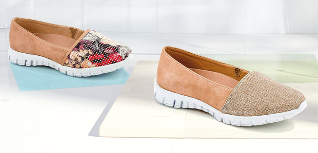 Comfy Slip-On Shoes: Step In & Go