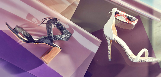 Need-Now Shoes Featuring Saint & Libertine