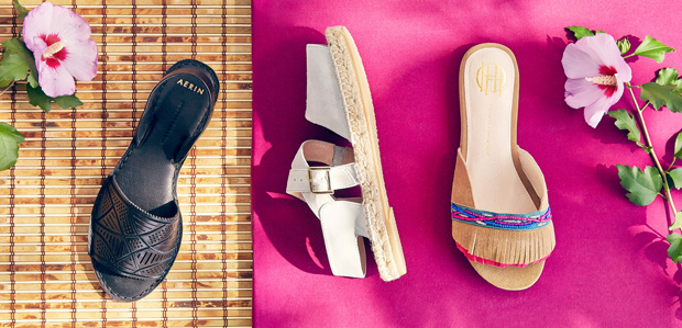Sandals for Sunny Days: Gladiators to Slides