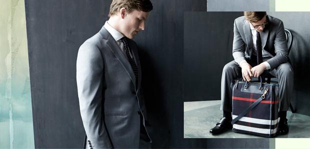 The Men's Power Wardrobe: Brioni, Caporicci, & More