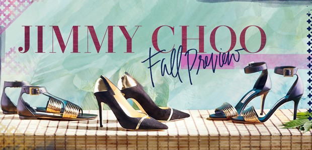 Jimmy Choo Shoes, Handbags, & More: Fall Preview